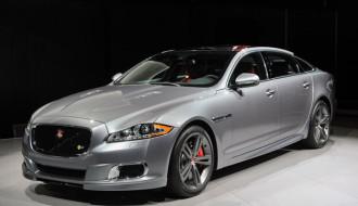 Jaguar XJR 2014
