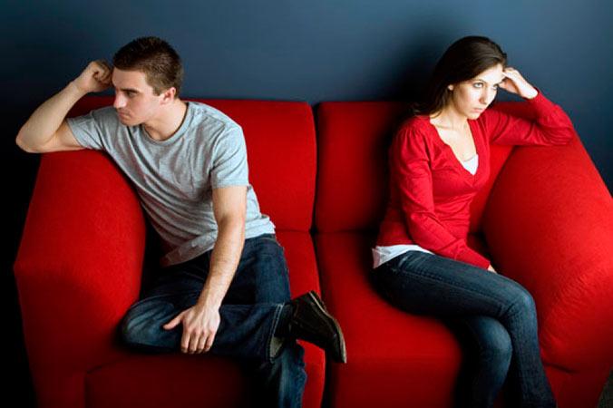 Самые частые причины разводов