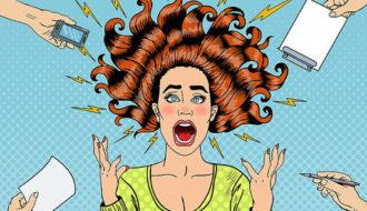 как справиться с агрессией и раздражительностью