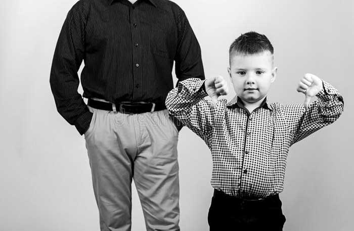 Папа и ребенок – лучшие друзья